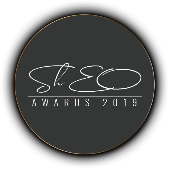"logo ""ShEO Awards"""